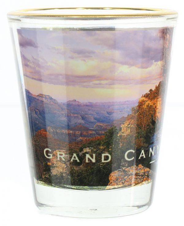 Grand Canyon Rim to Rim Shot Glass