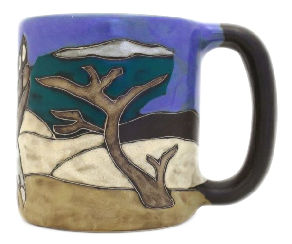Mara Eagle Mug