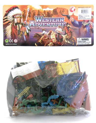 Western Adventure Toy Bag - TO3
