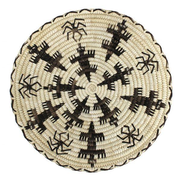 Handmade Tohono O'odham Basket