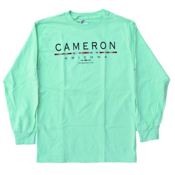 I808SW - Indicator Southwest Cameron AZ Long Sleeve Shirt
