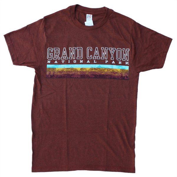 Sunset Strip Canyon Grand Canyon T-shirt