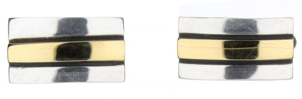 Herbert Begaye Navajo Cuff Links
