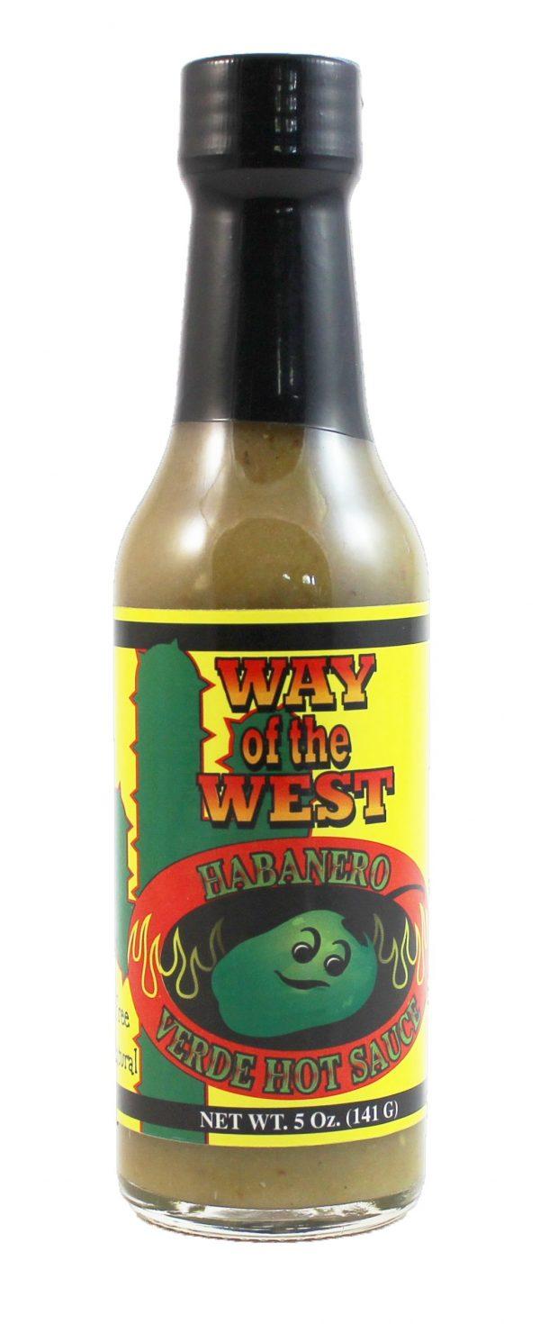 Habanero Verde Hot Sauce