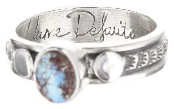 June Defauto Navajo Ring